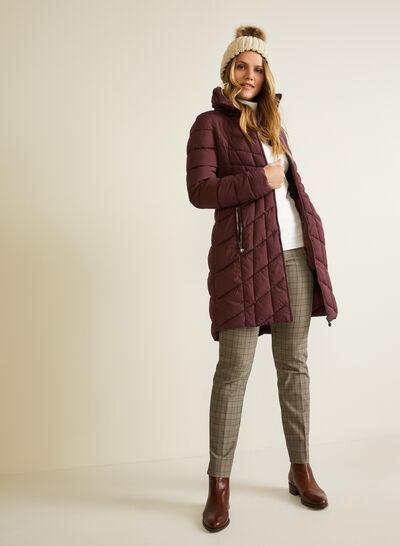 Bernardo - EcoPlume™ Quilted Coat